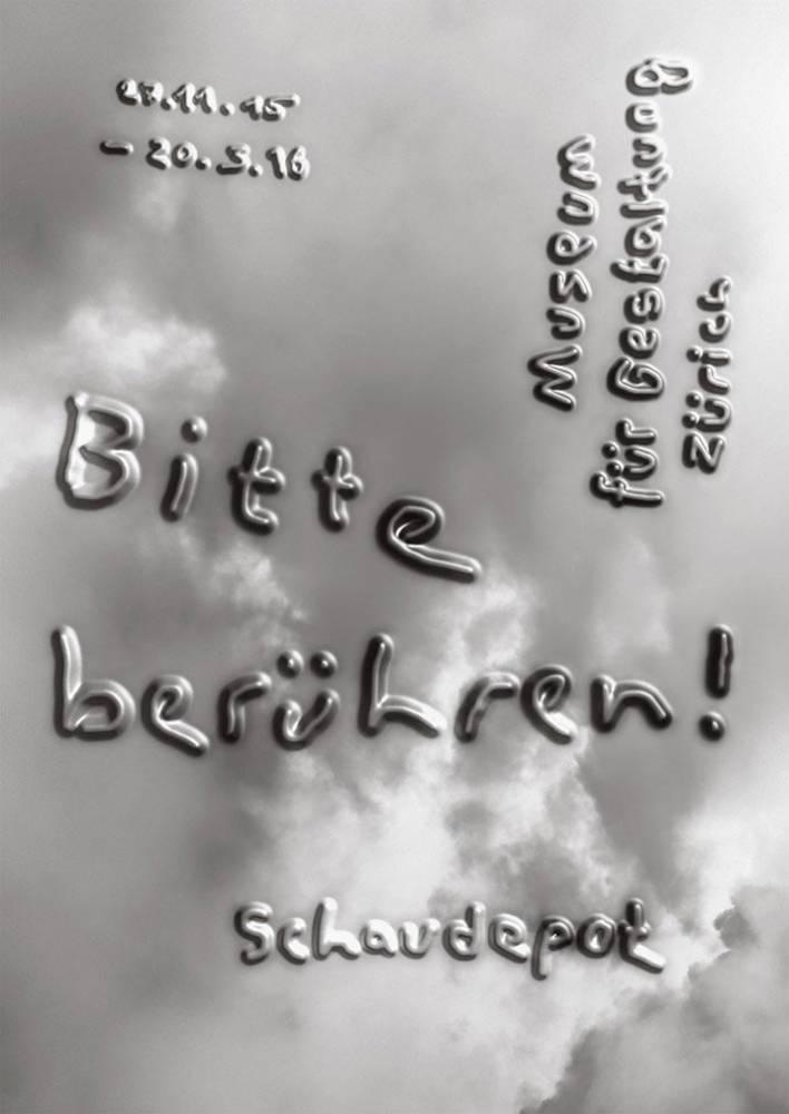 Plakat Ralph Schraivogel