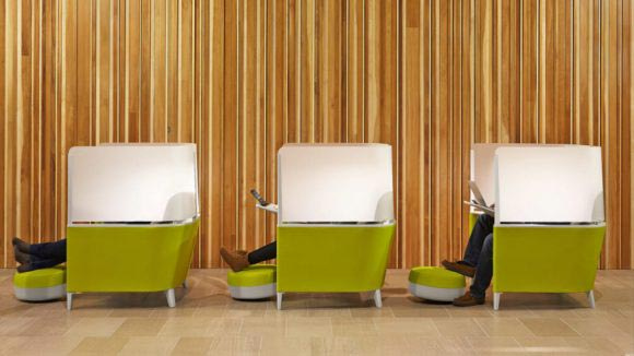 Steelcase's Brody WorkLounge