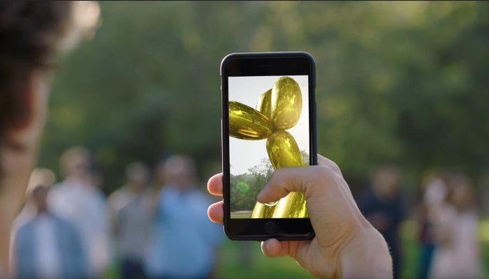 Snapchat AR World Lenses (Youtube)